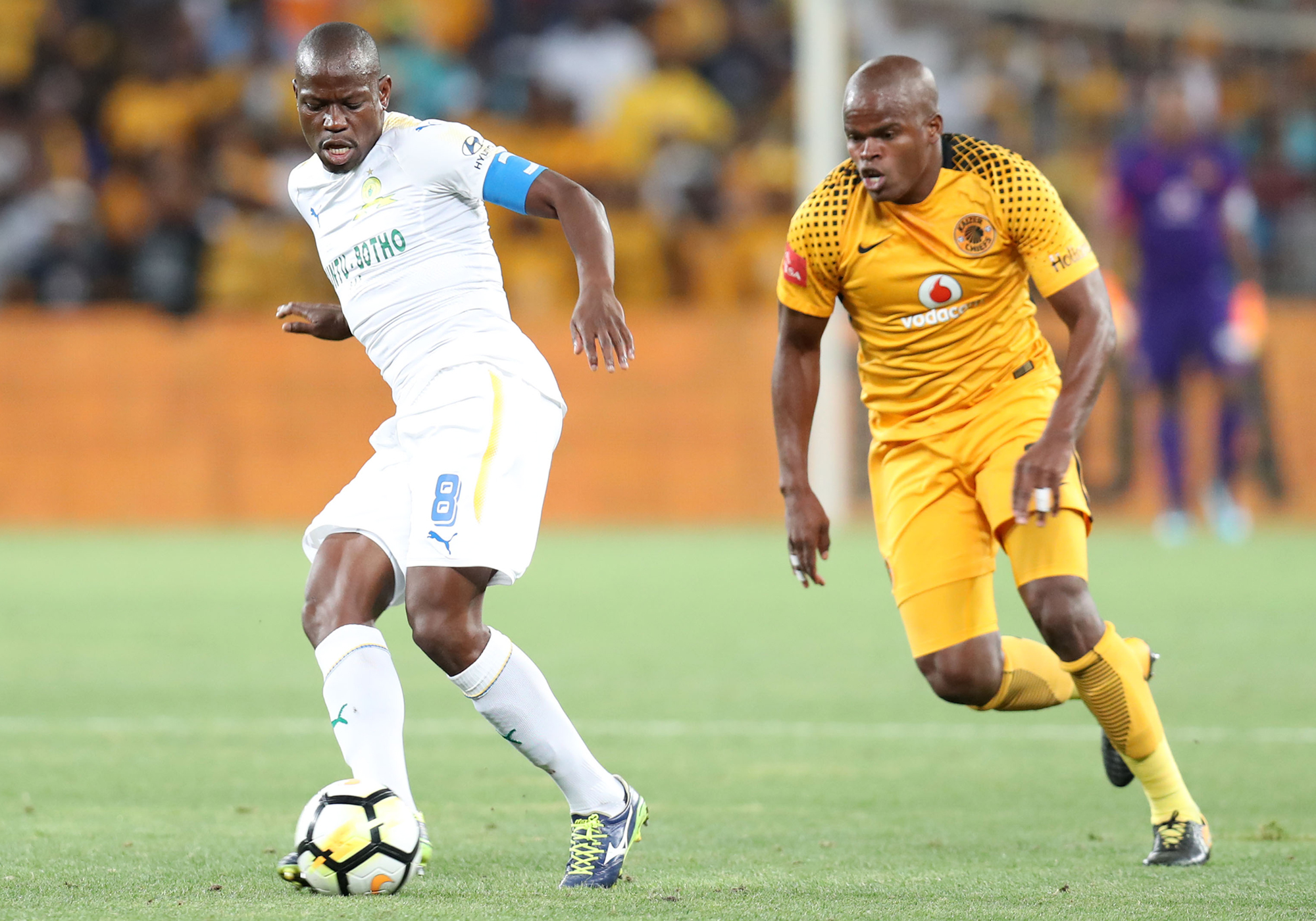 CHIEFS, DOWNS THRILLER ENDS IN A DRAW – Mamelodi Sundowns Website