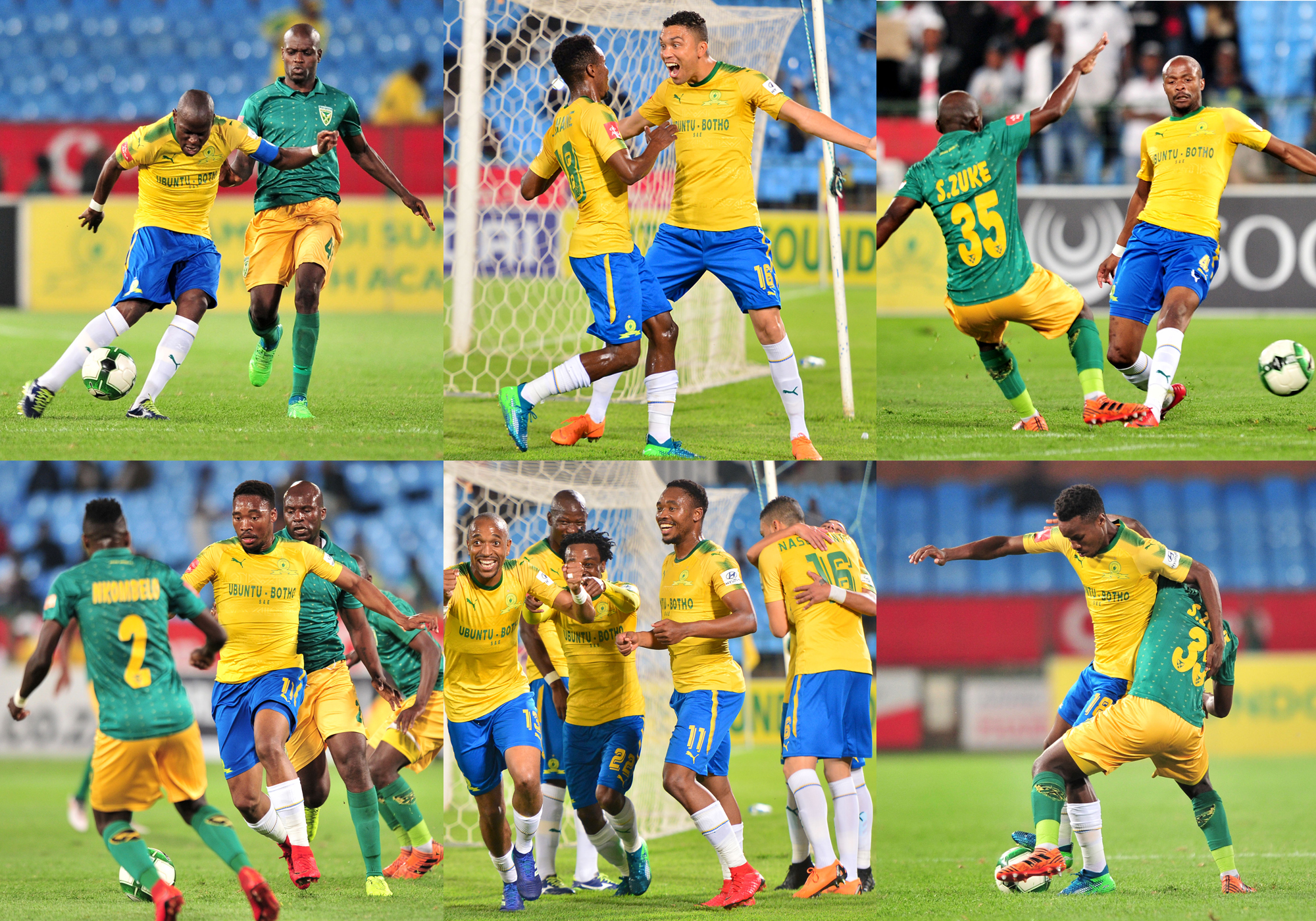 9a0544503607b Bafana ba Style really turned on the heat and showed just how riveting  their style of play has become.