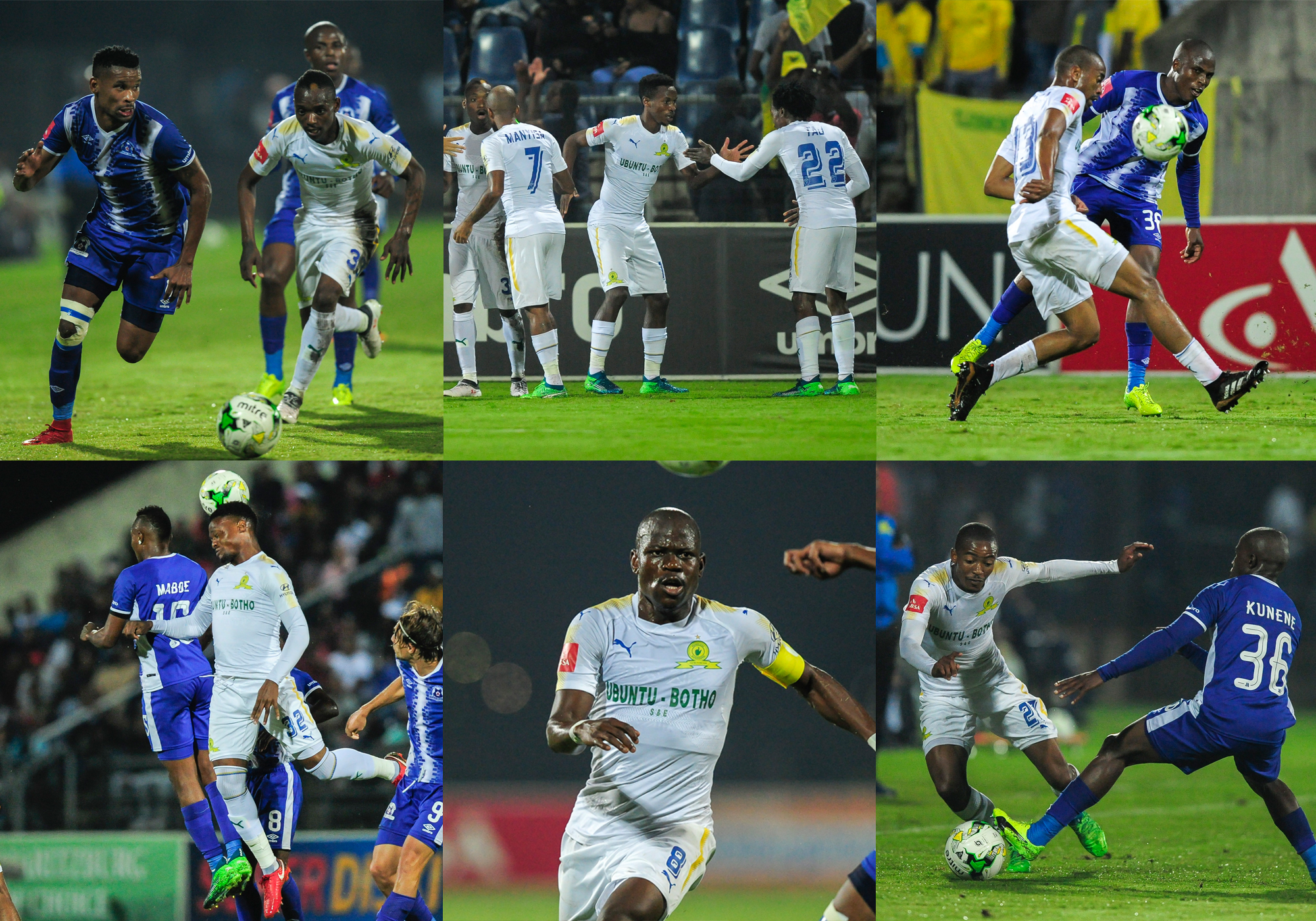 Gallery Downs Share Points With Maritzburg