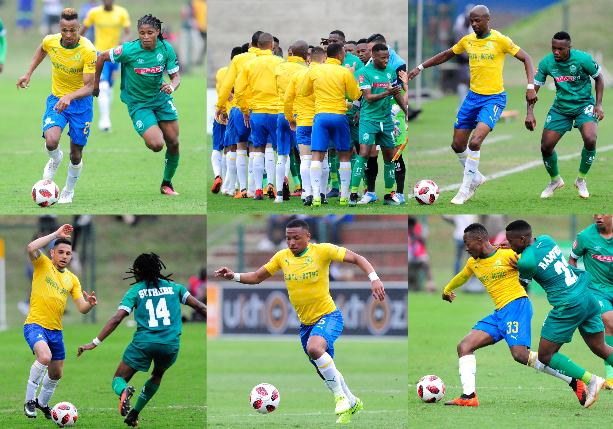 Gallery A Six Goal Thriller Away From Home Mamelodi