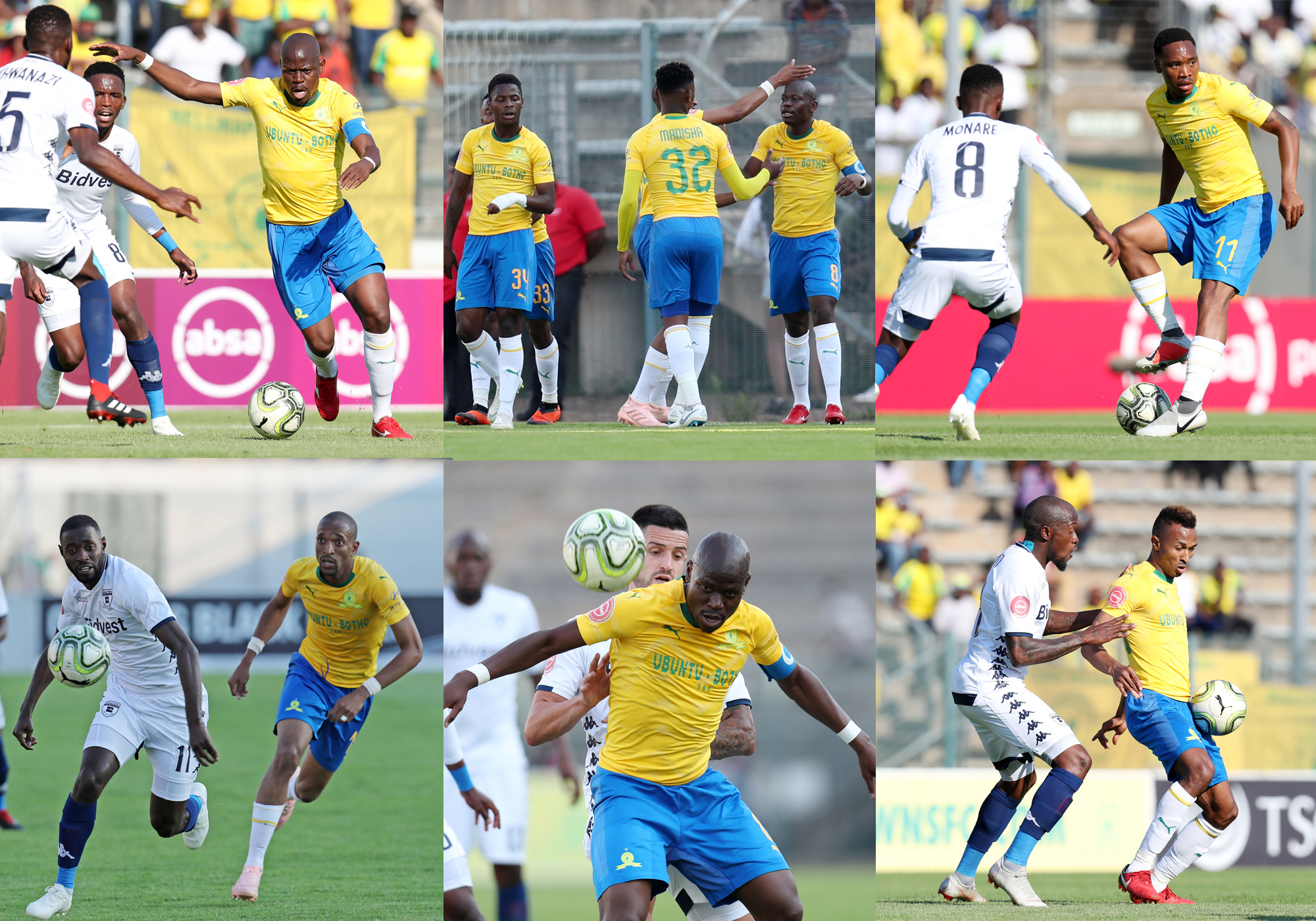 buy online 58665 a5492 The Brazilians rounded up the weekend s action with a frustrating point at  home to table leaders Bidvest Wits.