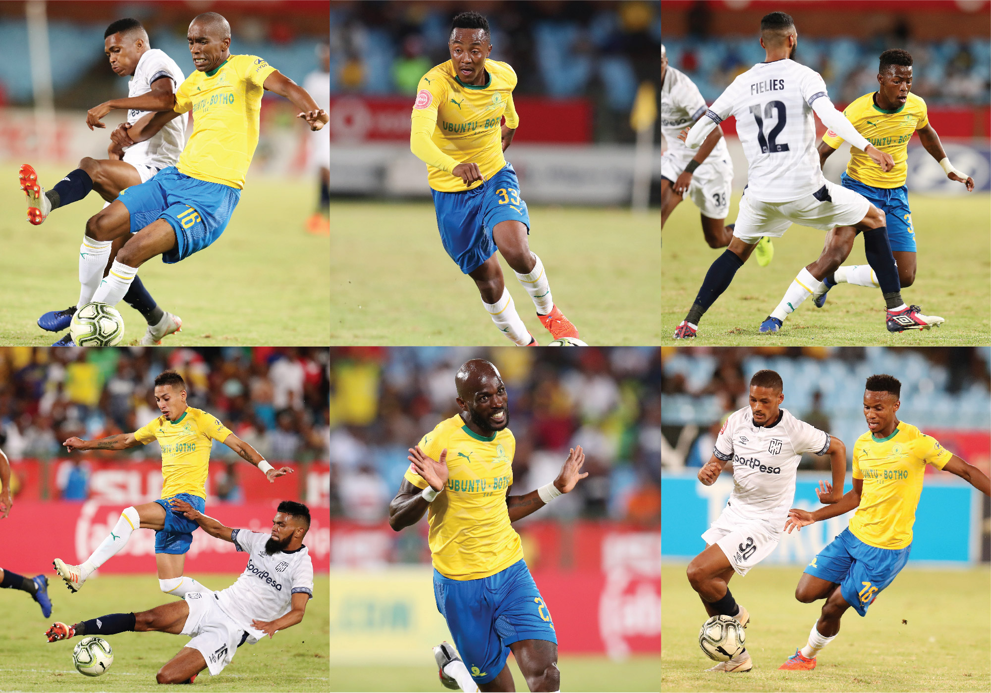 Gallery: PSL | Mamelodi Sundowns Vs Cape Town City – Mamelodi