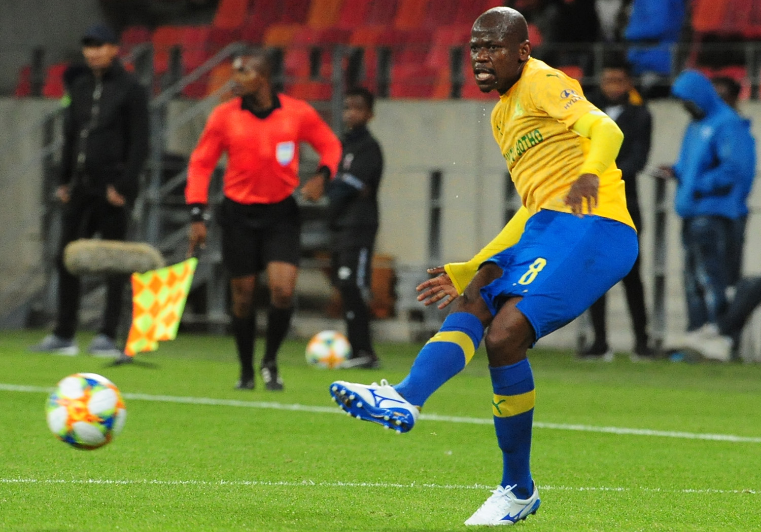 Downs To Break The Ice In CAF Clash