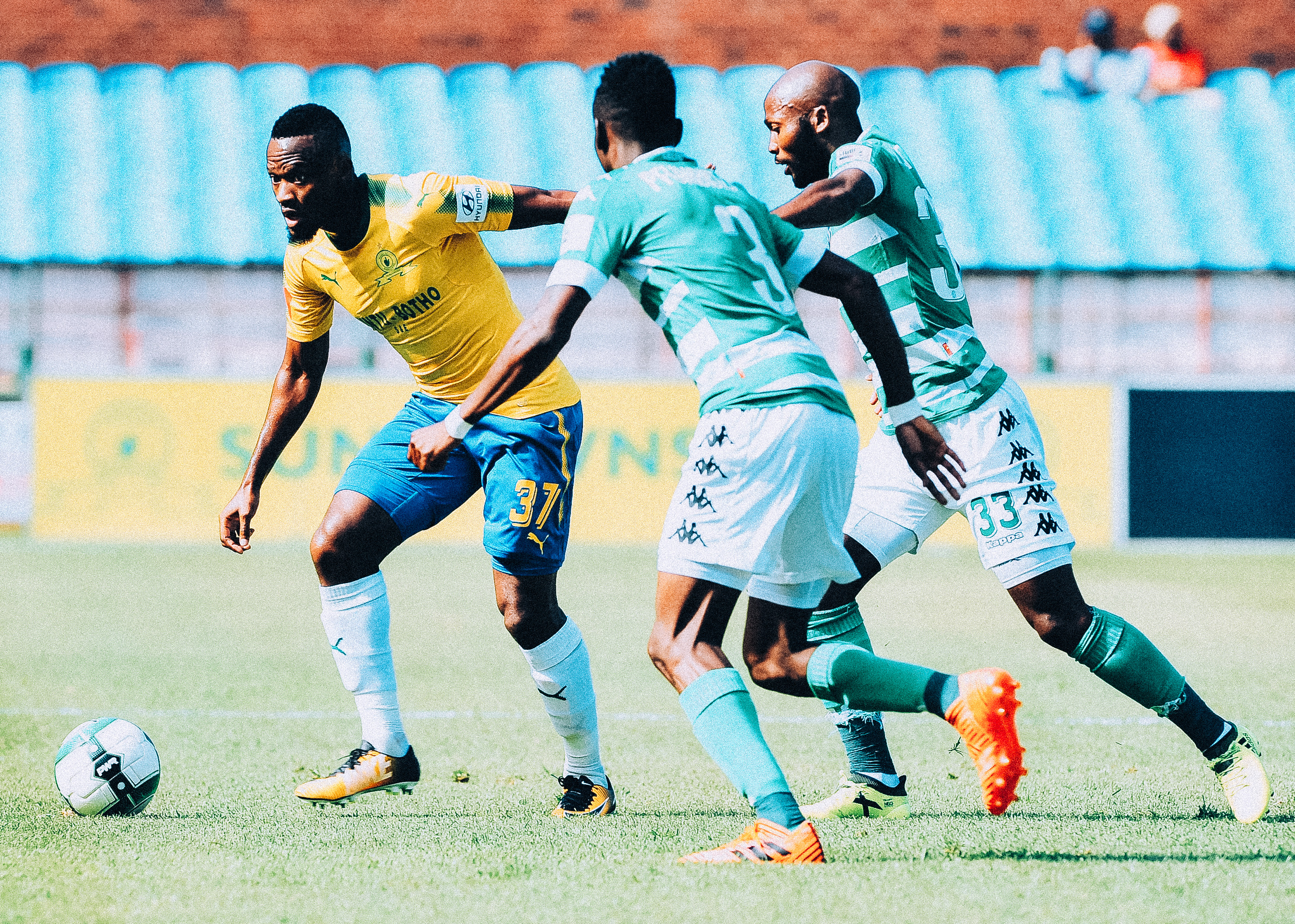 Downs Trounce Celtic To Go 6 Clear – Mamelodi Sundowns Website